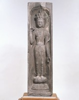 Eleven-faced Avalokiteshvara stone alcoveimage