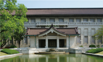 The Tokyo National Museum<br> Collection